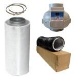 Pack ventilation 125 ECO
