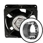 Ventilateur SUNON 200 m³/h (12x12cm) 220v - roulement à aiguilles