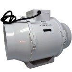 Extracteur d'air TT 150 mm 450/560 m³/h