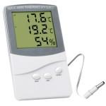 Thermomètre Hygromètre digital à sonde PRO