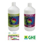 GHE - PACK FLORADUO GROW & BLOOM 2 X 0.5L