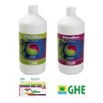 GHE - PACK FLORADUO GROW & BLOOM 2 X 0.5L
