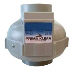 Extracteur d'air Prima Klima PK 125mm 440m3/h