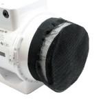 Filtre à charbon anti-odeurs diamètre 125mm ECO - 250m3/h