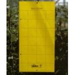 Pièges collants pour insectes volants - 25x10 cm - Paquet de 10