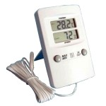 Thermomètre Hygromètre digital à sonde ECO