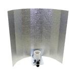 Réflecteur martelé CE (aluminium anodisé)