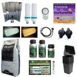 Pack complet BIO - Culture en terreau - 250w LUXE