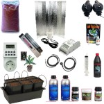 Pack complet - Culture hydroponique - 250w LUXE